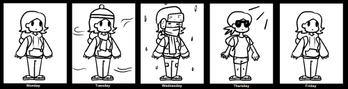 Weather Comic